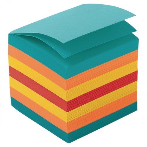 Muistilappukuutio Lyreco rainbow, hinta 1,69€