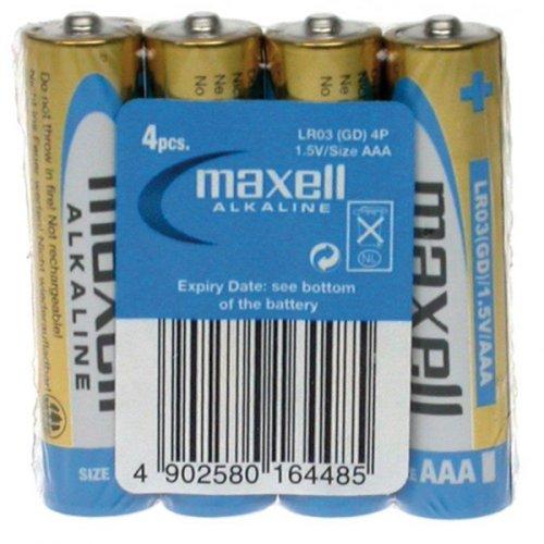 Paristot Maxell AA LR6 on 1,5 voltin patterit moneen käyttöön, yleiskäyttöön suunnitellut sormiparistot AA edulliseen hintaan, patterit LR laitteisiinjoissa tarvitaan 1,5 votlin virtaa, paljon paristoja toimistoon