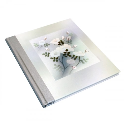 Vieraskirja Aalto ruusut, hinta 10,16€